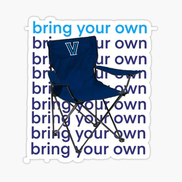Bringen Sie Ihren eigenen tragbaren Stuhl Nova Sticker