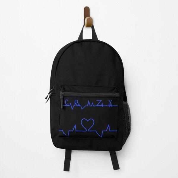 Crazy Heart Backpack