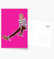 Punk!John Postcards