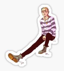 Punk!John Sticker