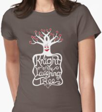 Knight of the Laughing Tree Women's Fitted T-Shirt