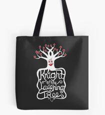 Knight of the Laughing Tree Tote Bag