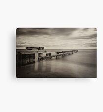 Seaside Metal Print