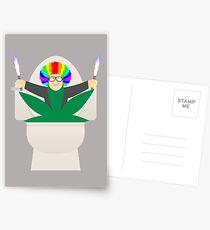 I Love You, Drugs! Postcards