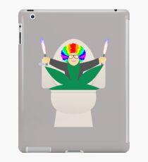 I Love You, Drugs! iPad Case/Skin