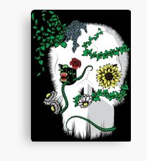 Life From Death Canvas Print