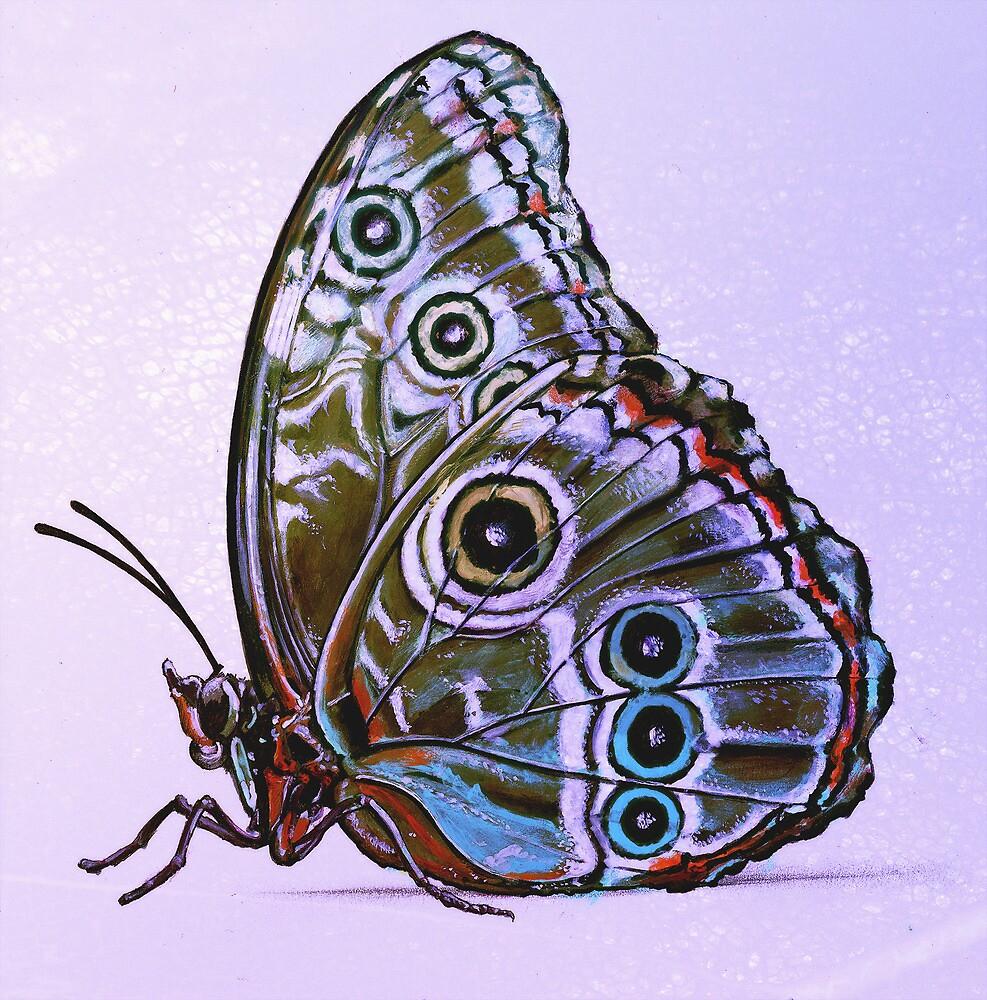 Butterfly 03 by Erin Quinn