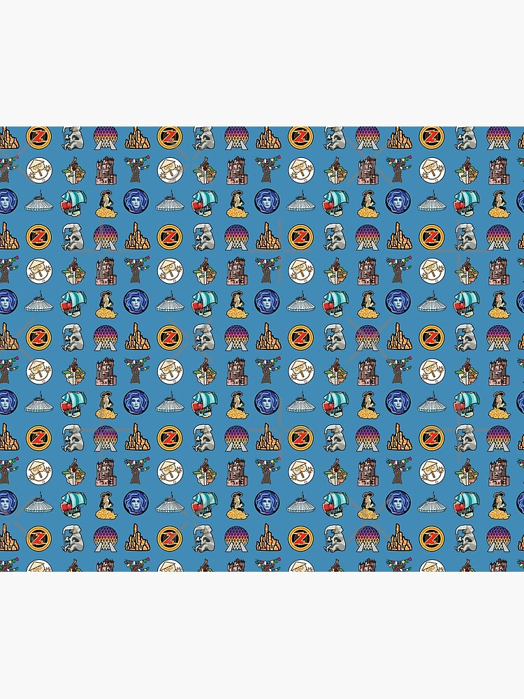 Ride Icon Pattern by laughingplace55
