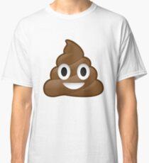 Pile of Poop Classic T-Shirt