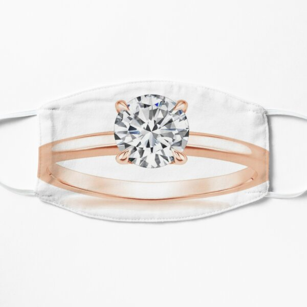 #Engagement #ring #yellow #gold diamond Small Mask