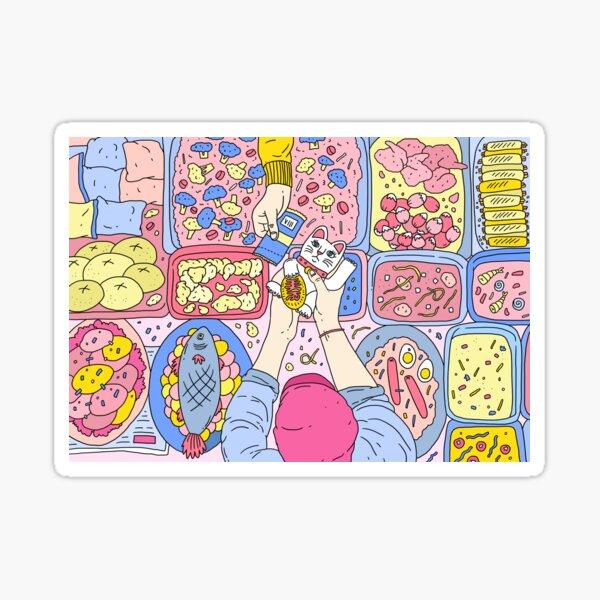 MANEKI EXCHANGE Sticker