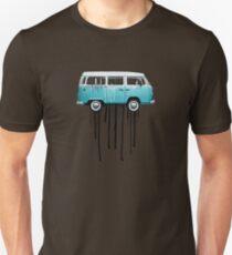vw kombi 2 tone paint job T-Shirt