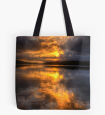Daybreak - Narrabeen Lakes Sydney Australia  - The HDR Experience Tote Bag