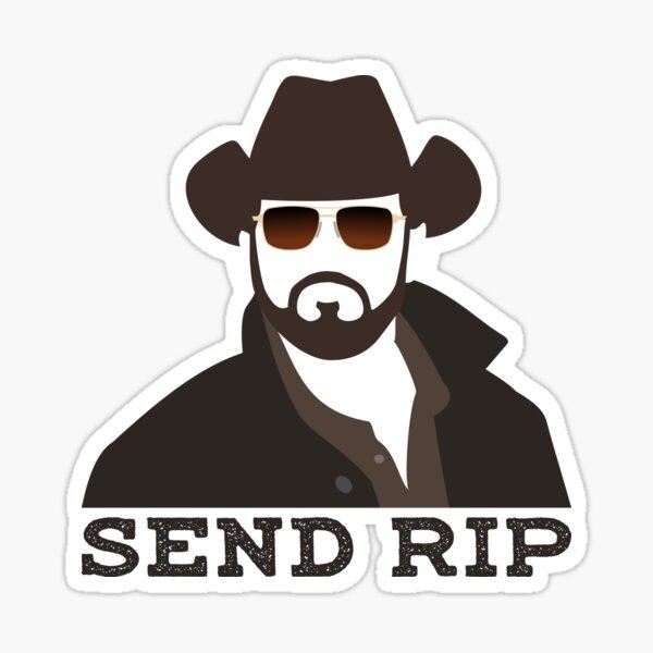 Send Rip 2 Sticker