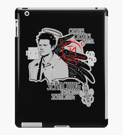 Searching for God iPad Case/Skin