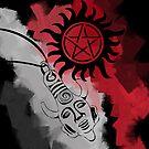 Dean's stuff by KanaHyde
