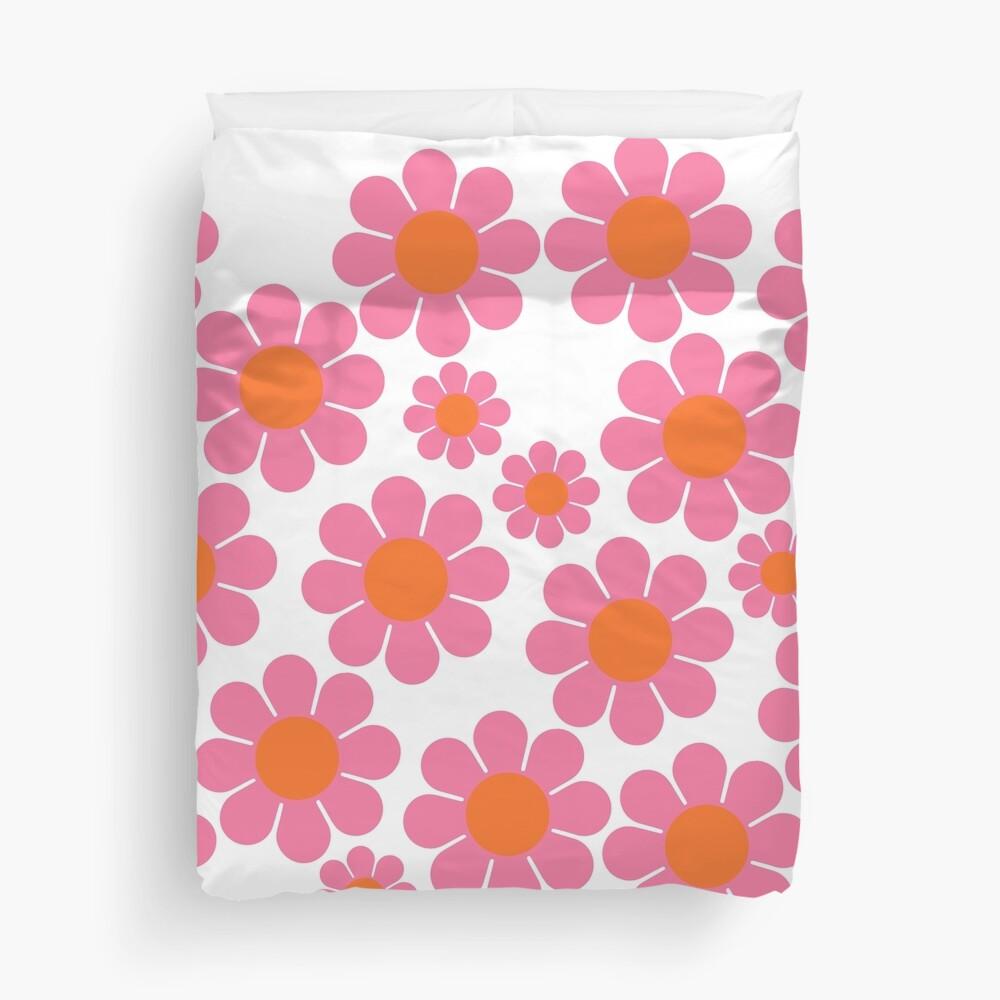 Koryn's Custom Flower Pattern 1 Duvet Cover