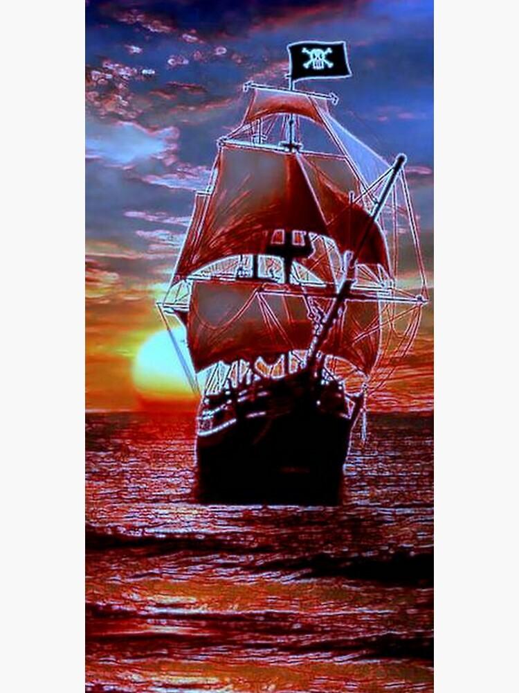 PIRATE SHIP by michaeltodd