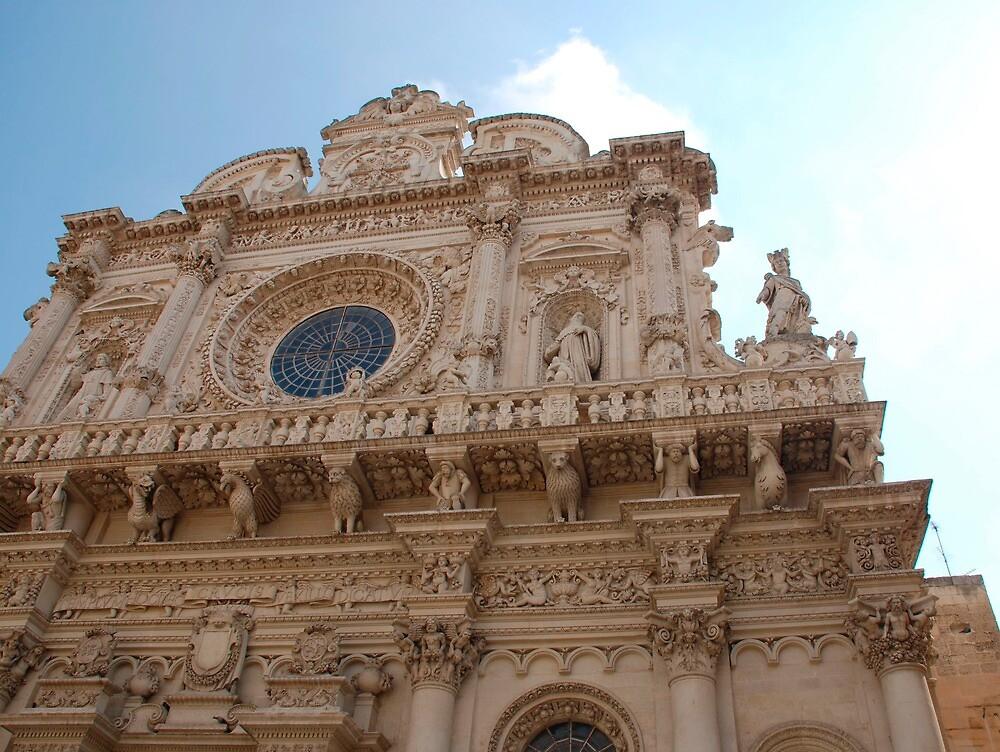 Basilica di Santa Croce, Lecce by jojobob