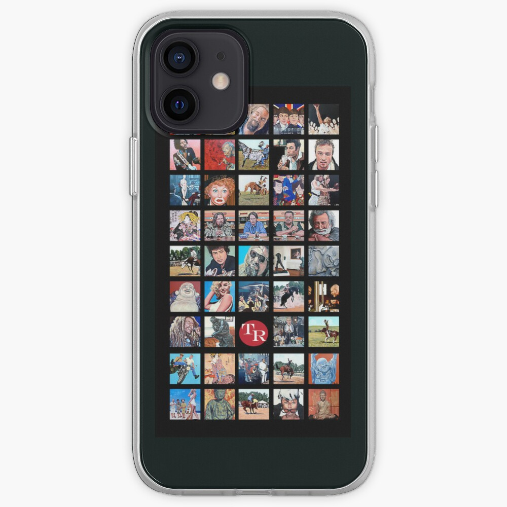 Tom Roderick Art iPhone Case & Cover