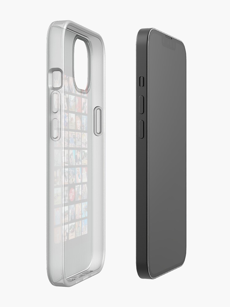 Alternate view of Tom Roderick Art iPhone Case