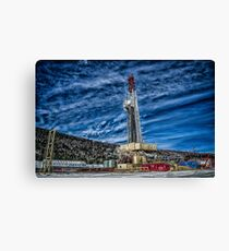 Nabors 69....in HDR Canvas Print