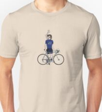 Gainsbourg Wears Gitanes Unisex T-Shirt