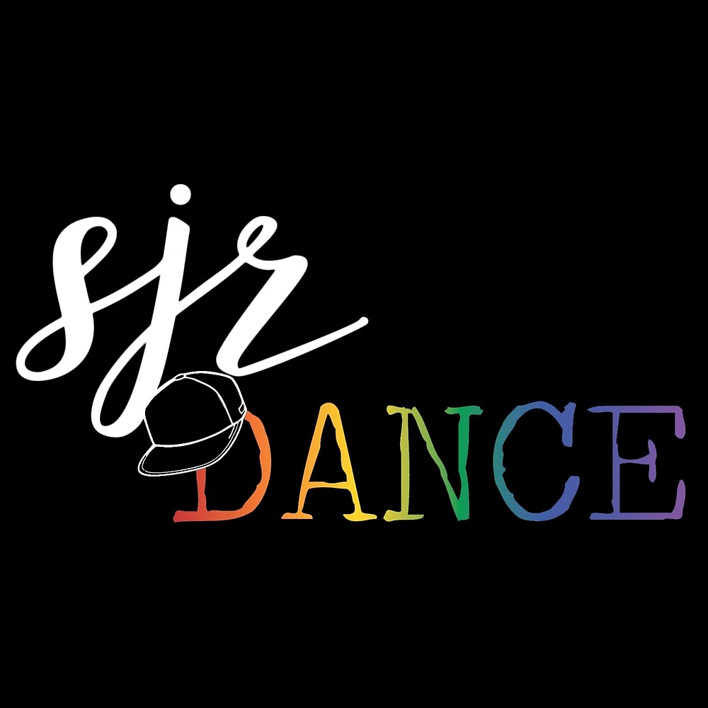 SJR Dance (Black Logo) by SJR-Dance