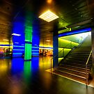 Hauptbahnhof Underground by Yhun Suarez