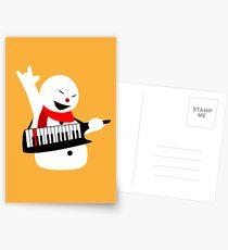 Snowchang Postcards