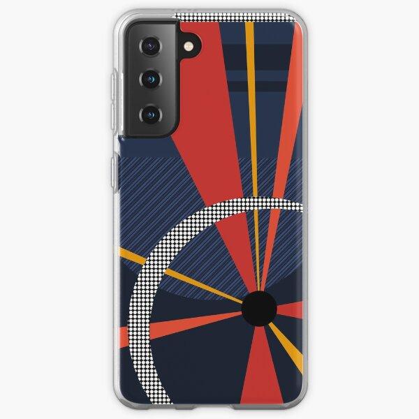 Minimalist Pop-Art Design Samsung Galaxy Soft Case