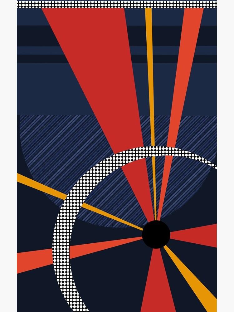 Minimalist Pop-Art Design by maxp2826