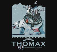 Thomax, Up North (Night) | Unisex T-Shirt
