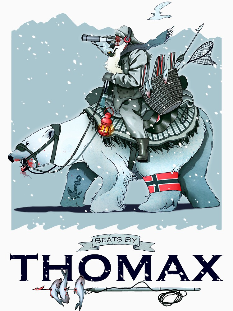 Thomax, Up North (Day)   Unisex T-Shirt
