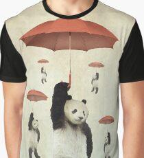 Pandachutes Graphic T-Shirt
