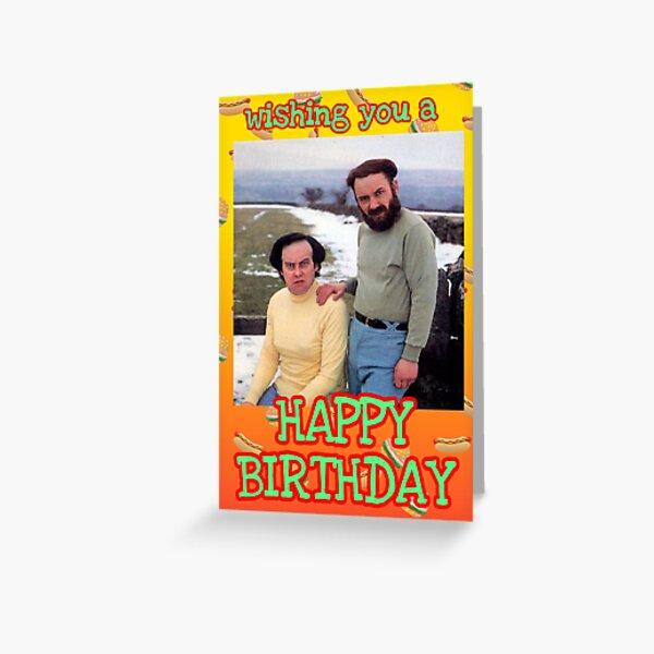 Mulligan & O'Hare Happy Birthday 2 Greeting Card