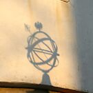 Globe Shadow by Louise Green