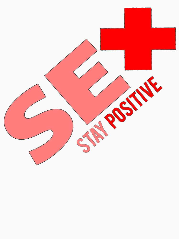 Sex + Stay Positive by saintn9
