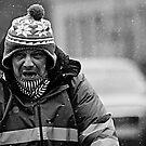 winter struggle by Snapshooter
