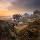 Isle of Skye: Quiraing Sunrise by Angie Latham