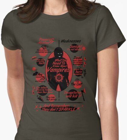 About Vampires T-Shirt