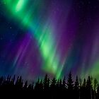 St Paddy's Day Auroras...#4 ...Colour Explosion by peaceofthenorth