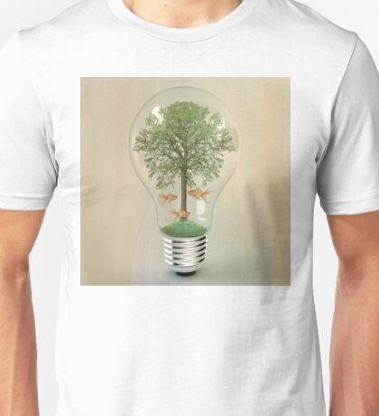 Paradise Goldfish Unisex T-Shirt