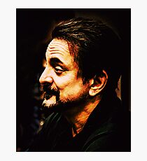 Tom Savini Photographic Print