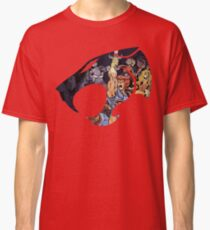 Feel The Magic Hear The Roar Classic T-Shirt