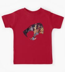 Feel The Magic Hear The Roar Kids Tee