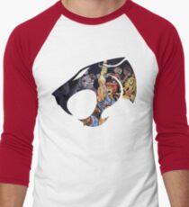 Feel The Magic Hear The Roar Men's Baseball ¾ T-Shirt