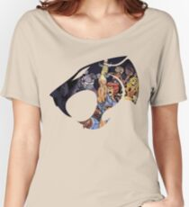Feel The Magic Hear The Roar Women's Relaxed Fit T-Shirt