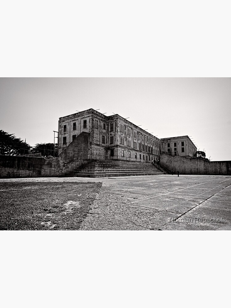 Within these walls  - Alcatraz, San Francisco by keystone