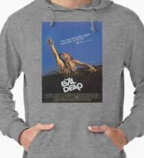 The Evil Dead Movie Poster Lightweight Hoodie